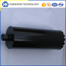 China factory supply black diamond core drill bits