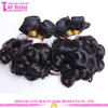 Grade AAAAAA hot sale tangle free wholesale virgin hair weft 1kg indian machine weft hair