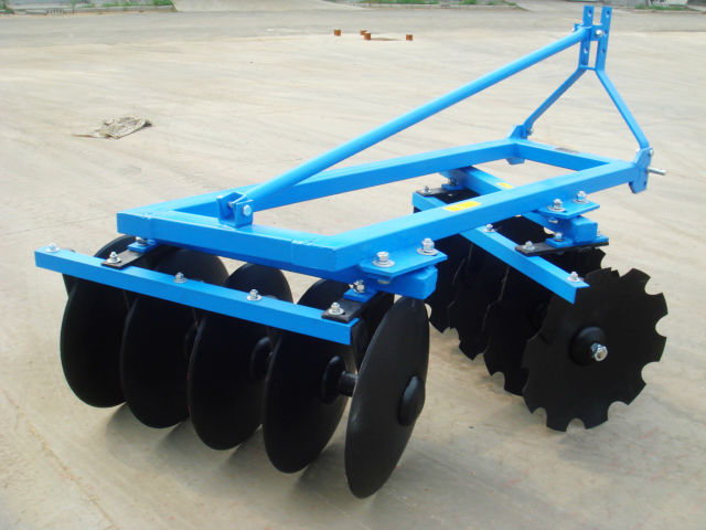 china competition price mounted medium disc harrow driven by tractor(1bjx-1.1)