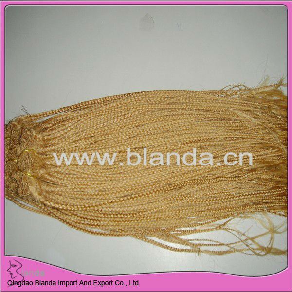 German hair wholesale human hair braiding
