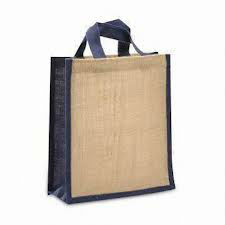 Jute Handle Bag / Shopping Bag / School Bag / Jute bag