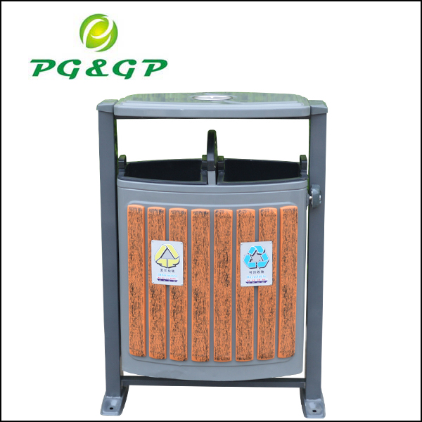 factory directly sale cheap stainless steel recycling bin