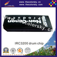 (cz-irc3200d) drum unit counter reset chip resetter for Canon IRC-3200 IRC-3220 IRC-2620 IRC-2660 GPR 10 11 BK/C/M/Y