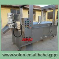 High quality food hygiene standards frying machine for chicken Solon high efficiency and energy saving