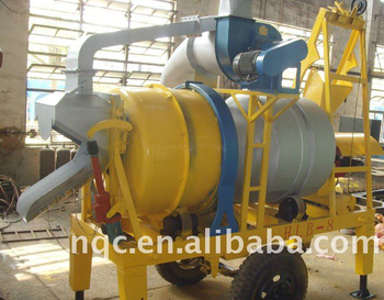 HLB Series Mobile Asphalt Mixing Plant