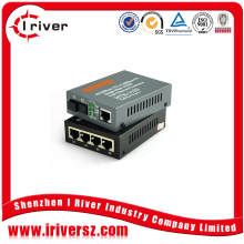 8port to 24 port 10/100/1000M/10G 10g fiber switch Fiber Optic Network Switches