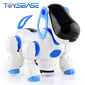 Juguetes Baratos de China Hot Sale RC Robot Dog Toy Electric Universal Walking Smart Dog Robot