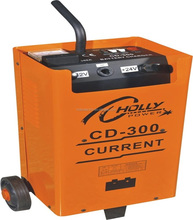 12V /24V AC protable booster and starter CD-400 CD-500 batterary charger