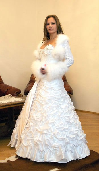wedding dresses from Ukraine