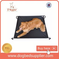 dog house elevated pet bed
