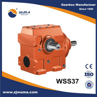 high efficiency hydraulic gearbox