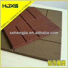 Cost price Rubber Moulds for Rubber Pavers Driveway/Driveway Recycled Rubber Pavers