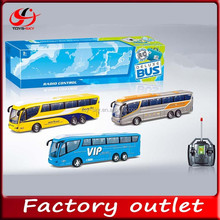 kid toy 4CH Radio Control Bus deluxe bus VIP RC BUS