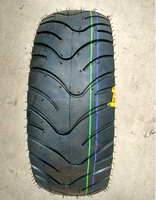 New pattern 130/60-13 China tubeless motorcycle tyre