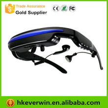 Smart Digital Video Glasses Virtual Screen Headmounted Display Mobile Theater 4G