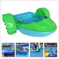 Water park equipment power paddler boat,paddle boat sale,canoe paddles for sale