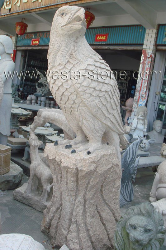 Stone animal western Carving