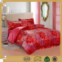 Good service supplier Provide quality and super soft printed bed sheet
