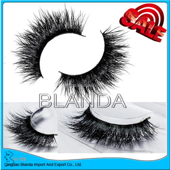 Hot New lilly 3d lashes Real Mink Eyelashes Siberian Mink Lashes