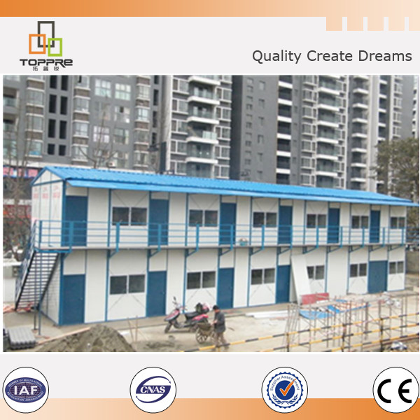 Quality concrete prefab houses modular recycle packages home extensions