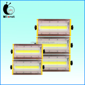 IP65 50w 100w outdoor cob smd led flood light