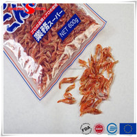 Frozen Dried Baby Flower Shrimp With