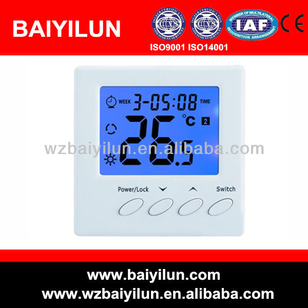 programmable digital temperature controller thermostat 110v