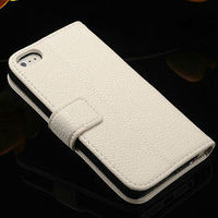 edge with color diamond leather case for iphone 5 5g 4 4s
