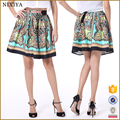 2016 women umbrella skirt ladies fashion short skirt
