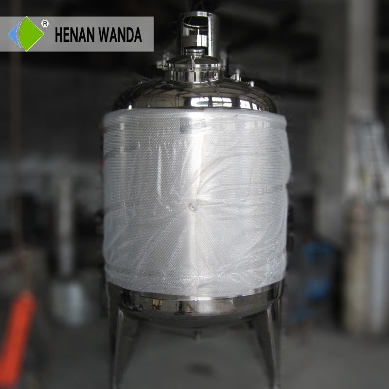 50L-1000L Automatic Stainless steel wine fermentation Tank