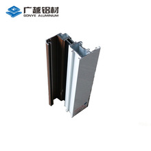 Weight of window frame structure aluminium sections profile