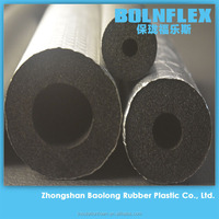 Rubber Foam Heat Insulation Material / Copper Pipe Insulation Air Conditioning