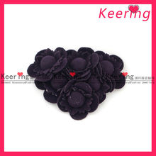 fabric flower for shoe buckle decoration WSF-248