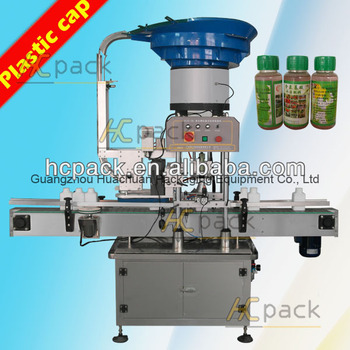 Guangzhou plastic cap automatic screw feeder
