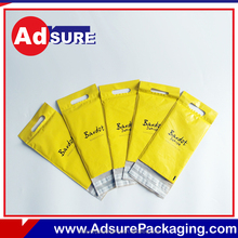 High Quatity kraft evidence envelop with window logo paper bag for wholesales
