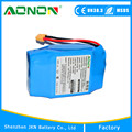 Lithium ion 36v 4A Battery Pack For Electric Scooter Battery