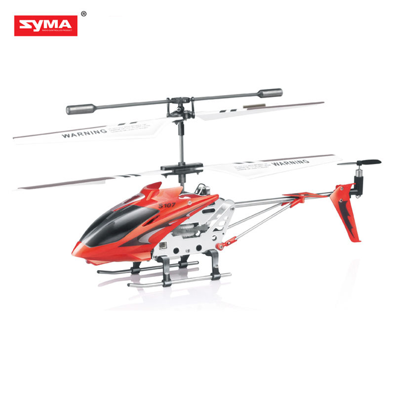 SYMA S107G 3 channel rc aircraft helicopter