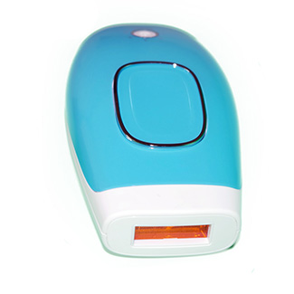 Portable IPL Epilator permanent home diode laser hair removal machine Quartz lamp, five-level energy, painless hair removal
