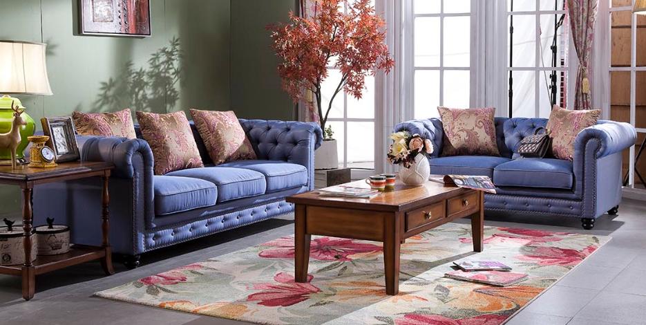 Sala De Estar Frances ~  sala de estar mobiliário realSofás para sala de estarID do produto
