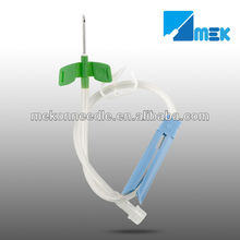 av disposable dialysis fistula needle