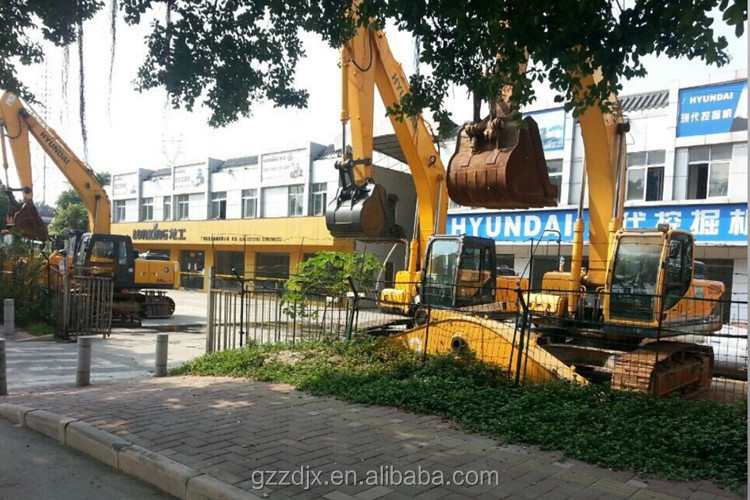 21t Hyundai Crawler excavator for sale R215LC-7C