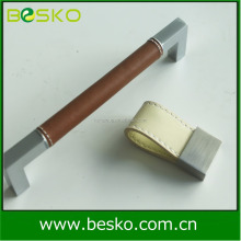 HAFFLE style leather handle leather cabinet handle