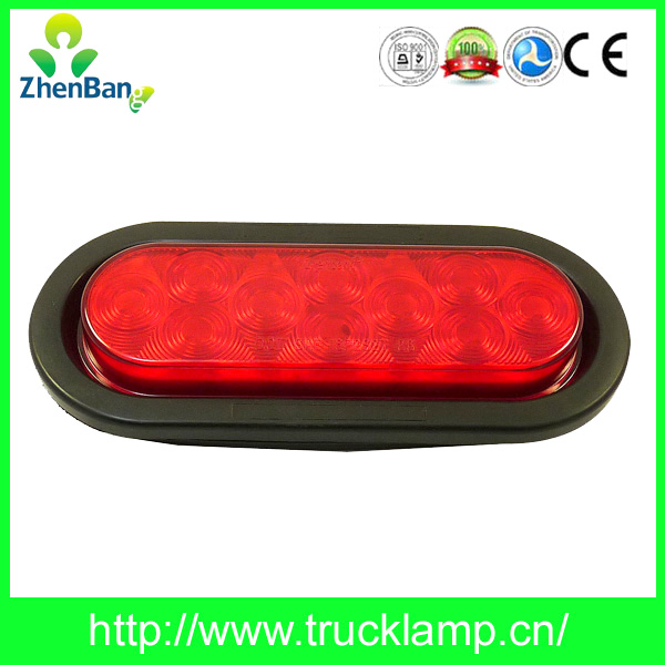 High Quality 6 Inch LED Braking Light