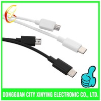 Factory price usb type c charging cable usb3.1 type c to sata iii adapter cabel
