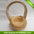 Eco-friendly handmade Bamboo Basket for home and garden