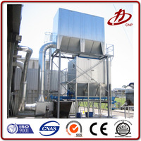 Pulse Bag Dust Collector Dust Suppression System