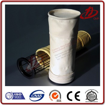 CE certification woterproof and oil proof PTFE filter bags