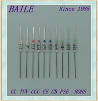 Baile Ande RY Series Thermal Fuse