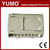 AF-20MR-D DC power supply 6 point DC input (analog) 4 point relay output Micro PLC mini chinese plc