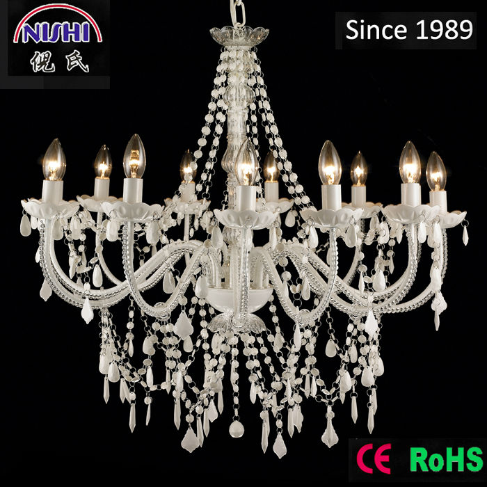 hot Classical crystal chandelier lamp